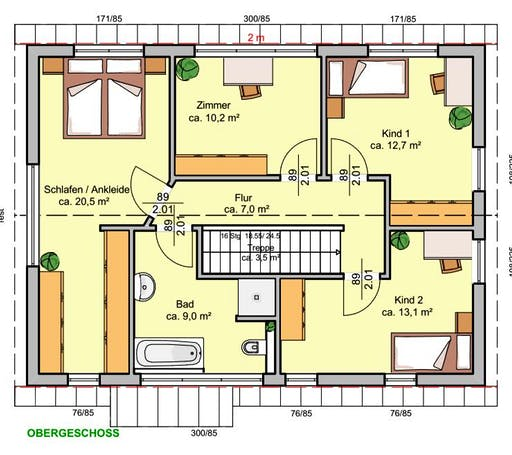 Albertino 155 Floorplan 2