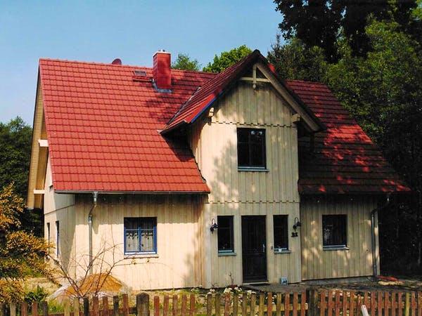 Haus Alexandra (KfW-Effizienzhaus 55) Außenansicht