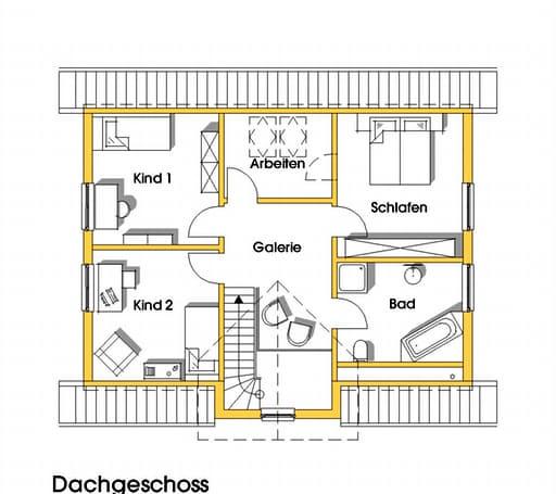 Alexandra (KfW-Effizienzhaus 55) floor_plans 0