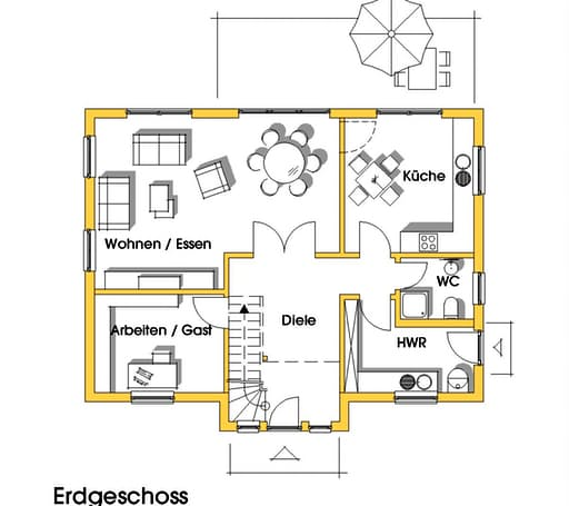 Alexandra (KfW-Effizienzhaus 55) floor_plans 1