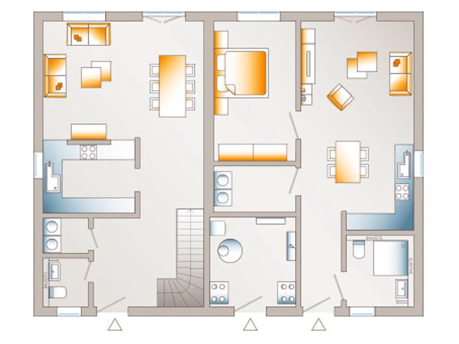 Allkauf Big Family Floorplan 1