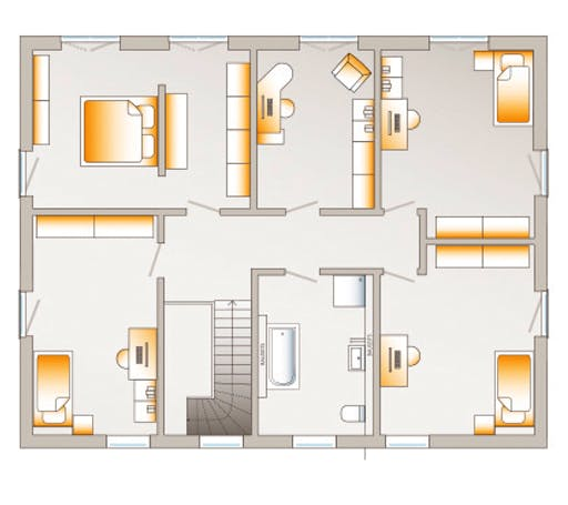 Allkauf Big Family Floorplan 2