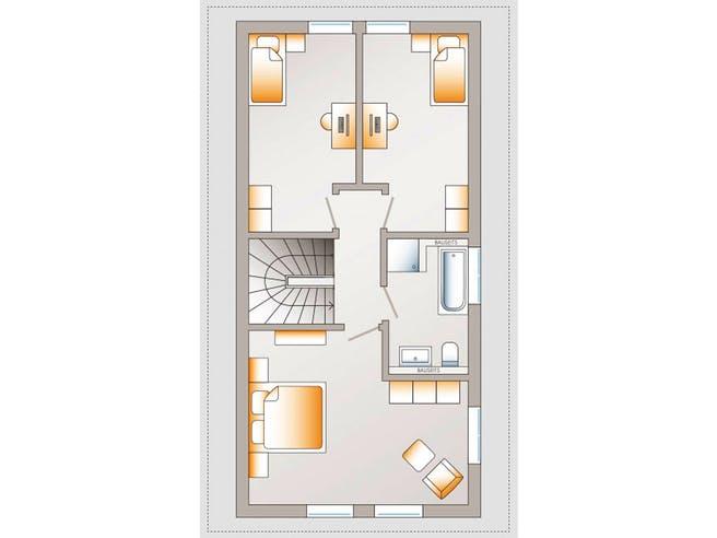 Allkauf Cityline 1 Floorplan 2