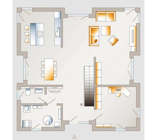 Allkauf Cityvilla 1 Floorplan 1