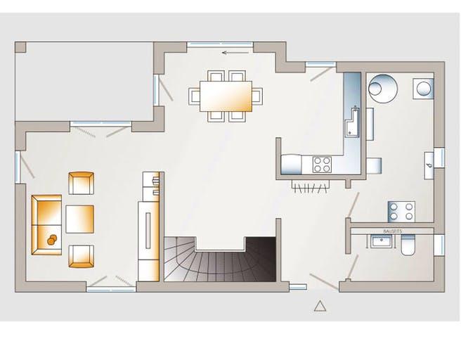 Allkauf Cityvilla 3 Floorplan 1