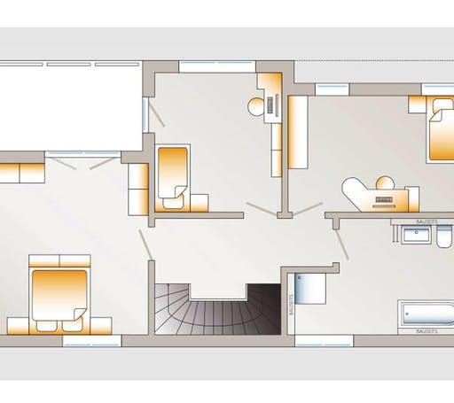 Allkauf Cityvilla 3 Floorplan 2