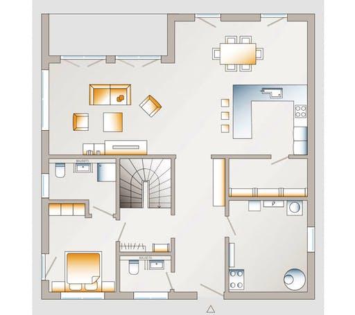 Allkauf Cityvilla 4 Floorplan 1