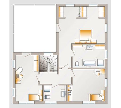 Allkauf Cityvilla 4 Floorplan 2