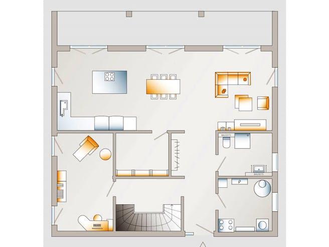Allkauf Cityvilla 5 Floorplan 1