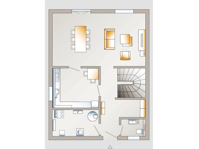 Allkauf Double10 Floorplan 1