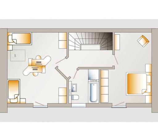 Allkauf Double2 Floorplan 2