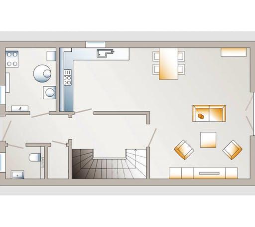 Allkauf Double3 Floorplan 1