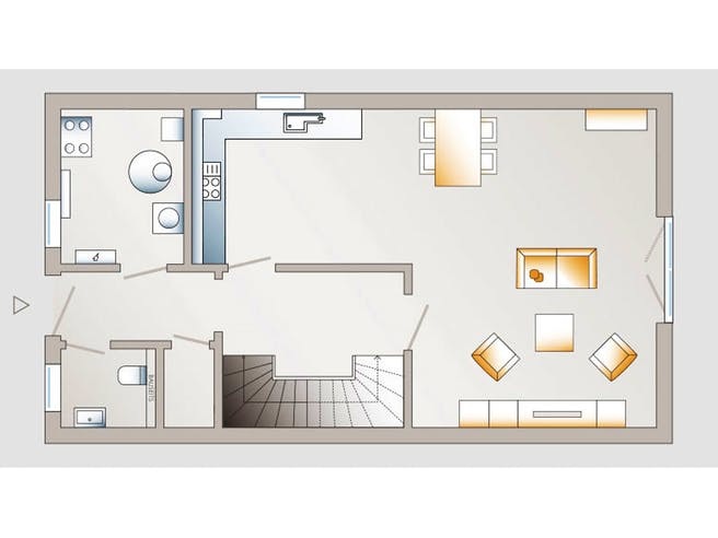 Allkauf Double3 Floorplan 1