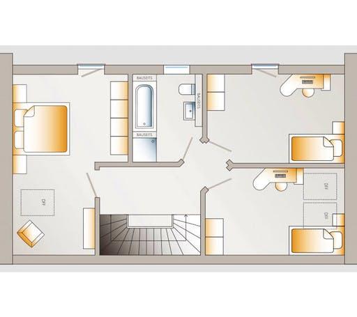 Allkauf Double3 Floorplan 2
