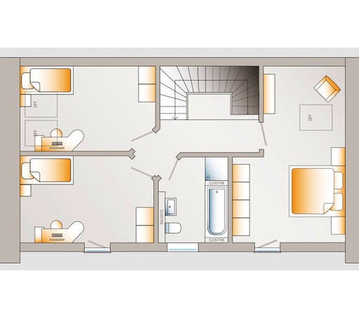 Allkauf Double4 Floorplan 2