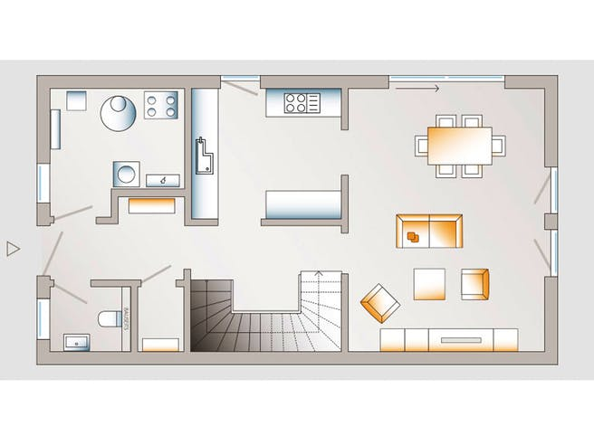 Allkauf Double7 Floorplan 1