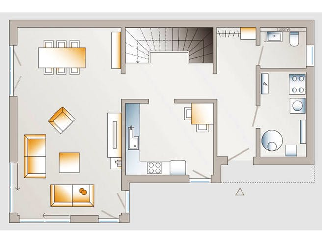 Allkauf Double8 Floorplan 1