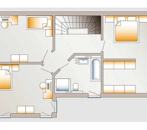 Allkauf Double8 Floorplan 2