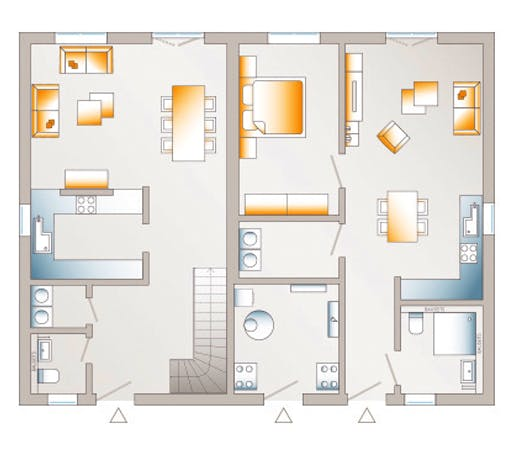 Allkauf Family Floorplan 1