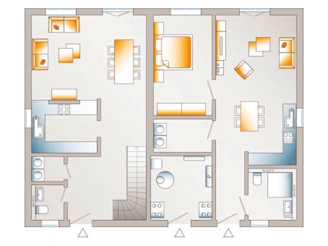 Allkauf Family Floorplan 1