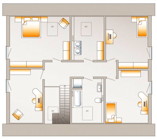 Allkauf Family Floorplan 2
