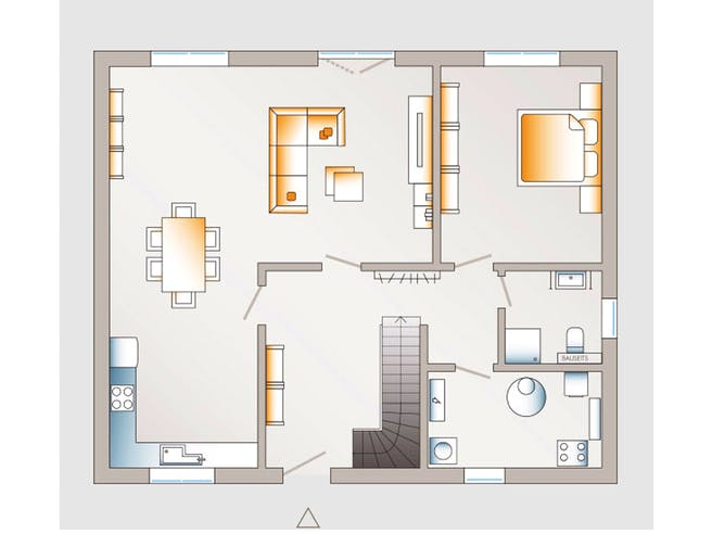 Allkauf Life12 Floorplan 1
