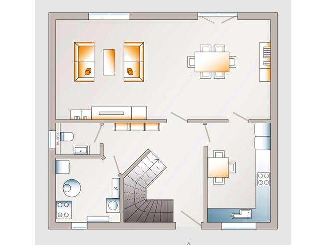 Allkauf Life8 Floorplan 1