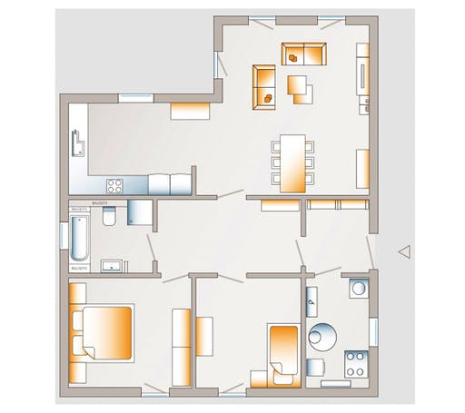 Allkauf Lifetime1 Floorplan 1