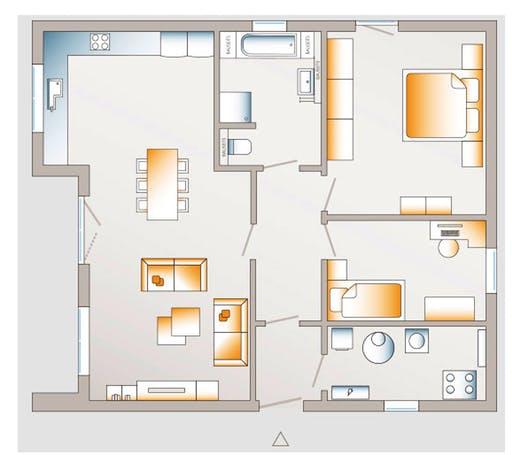 Allkauf Lifetime2 Floorplan 1