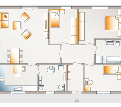 Allkauf Lifetime3 Floorplan 1