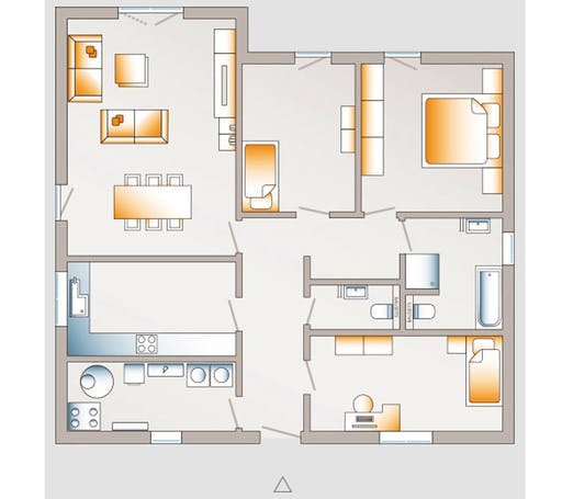 Allkauf Lifetime4 Floorplan 1