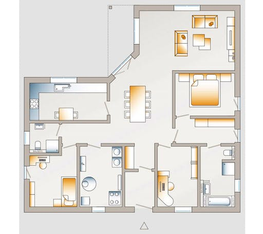 Allkauf Lifetime5 Floorplan 1