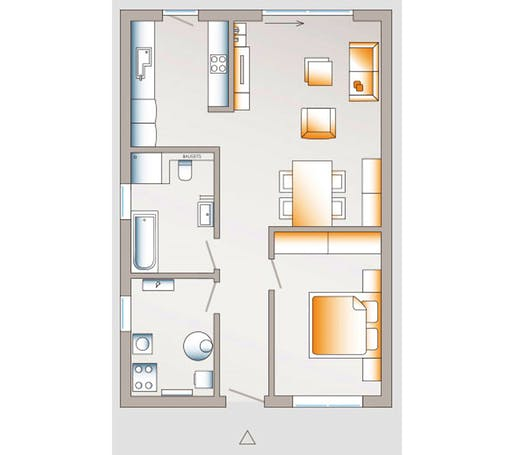 Allkauf Lifetime6 Floorplan 1