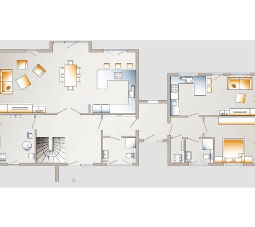 Allkauf Prestige2V2 Floorplan 1