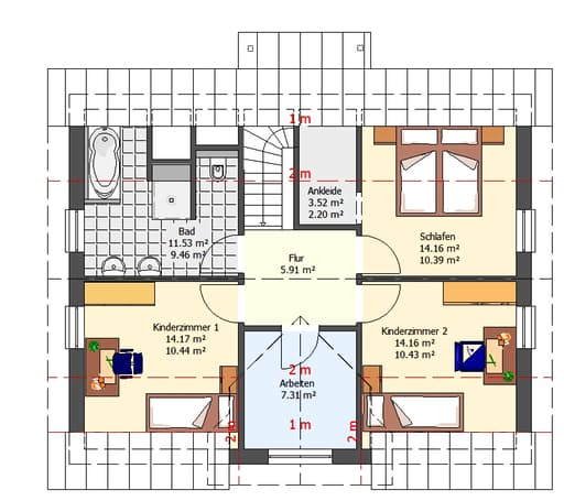 Ambiente 150 floor_plans 0