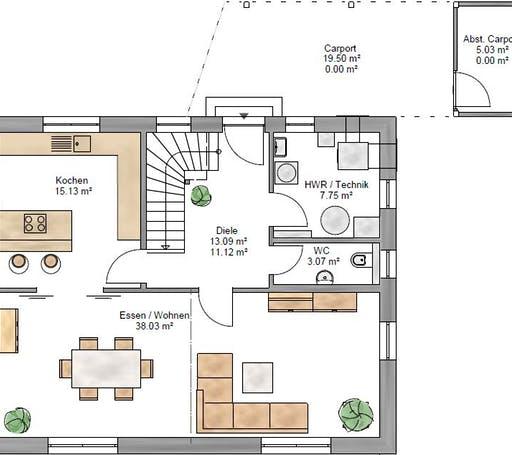 Ambiente 149 Floorplan 1