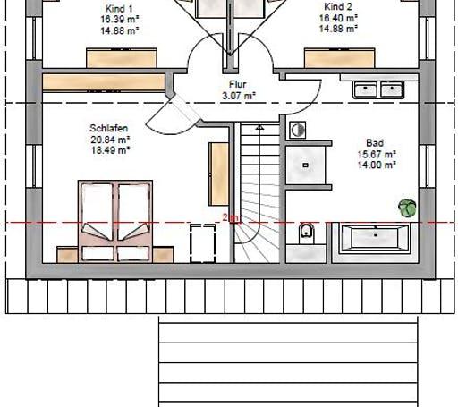 Ambiente 150 Floorplan 2