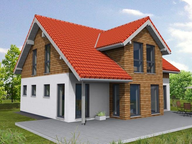 Ambiente 156 von Suckfüll - Unser Energiesparhaus Außenansicht 1