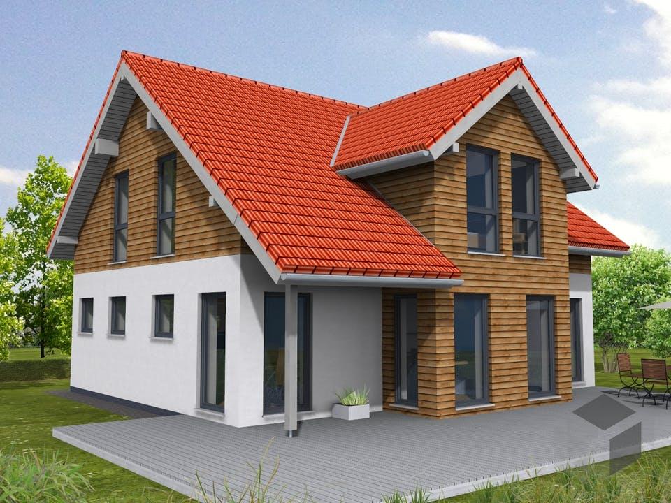 Ambiente 156 von Suckfüll - Unser Energiesparhaus Außenansicht