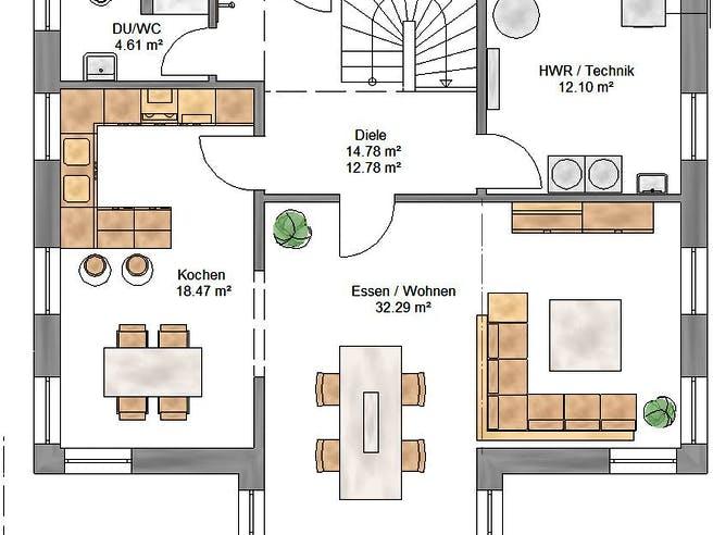 Ambiente 156 Floorplan 1