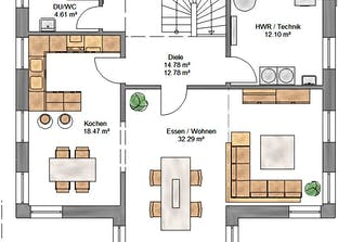 schl sselfertiges holzhaus h user preise anbieter. Black Bedroom Furniture Sets. Home Design Ideas