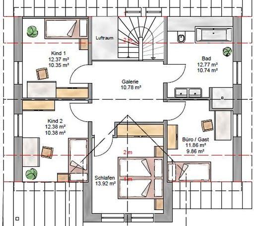 Ambiente 156 Floorplan 2