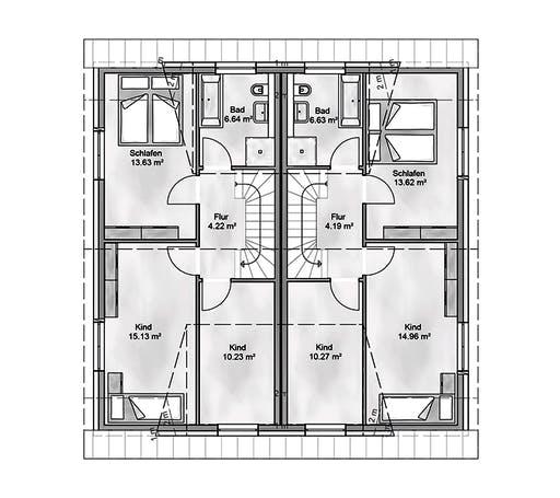 Aurea - Amiticia - Floorplan 2