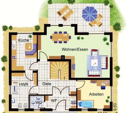 Ancona Floorplan 1