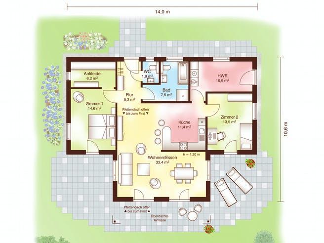 Anholt Floorplan 1
