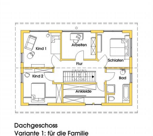 Anke (KfW-Effizienzhaus 55) floor_plans 0