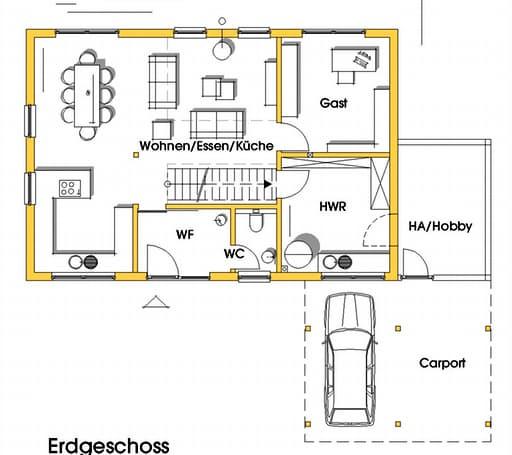 Anke (KfW-Effizienzhaus 55) floor_plans 2