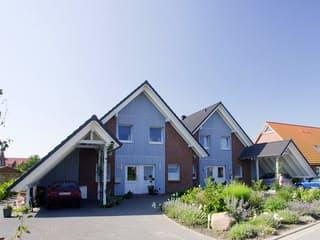 Anneke (KfW-Effizienzhaus 40) von Dammann-Haus Außenansicht 1