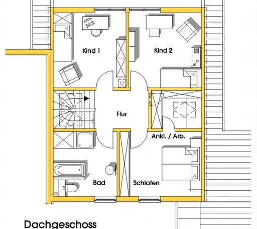 Anneke (KfW-Effizienzhaus 55) floor_plans 0