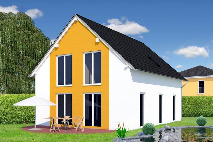 A+ Massivhaus & Bauträger - Beispielhaus 1 - Viktoria